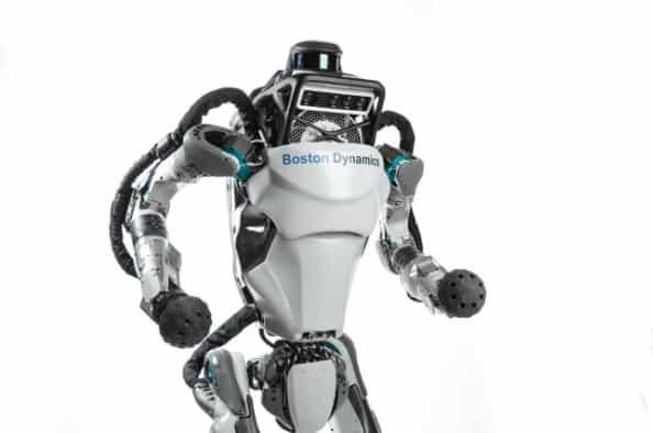 بوستون داینامیکز - عصر جدید رباتیک