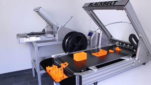 چاپگر سه بعدی فوق سریع نسل آینده