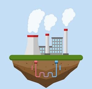 انرژی زمین گرمایی